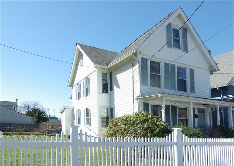 Historic Captain's House 1892
