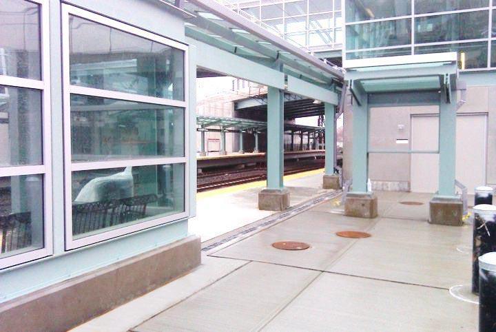 Walk to Fairfield Metro Train Station