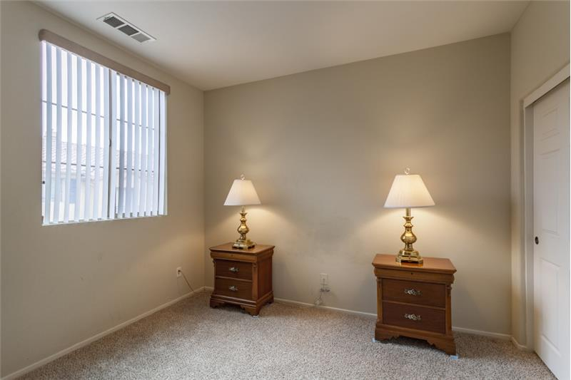 Simi Valley Townhome-Bedroom