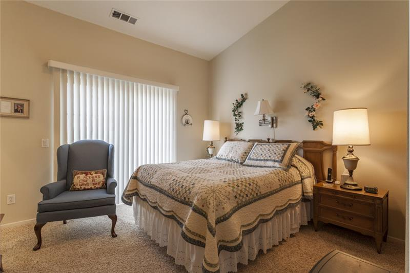 Simi Valley Townhome-Master Bedroom