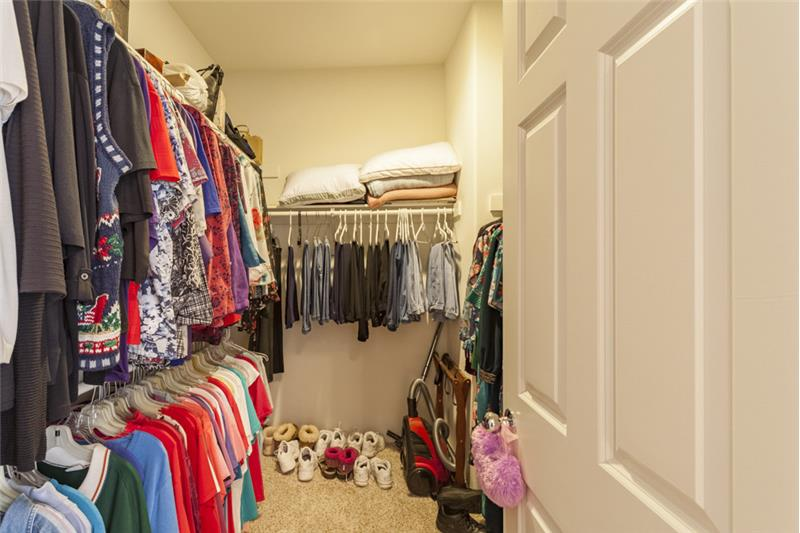 Simi Valley Townhome-Master Closet