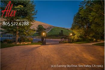 5635 Evening Sky Drive, Simi Valley, CA
