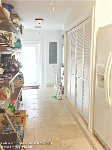 Utility Room With Extra Pantry Space