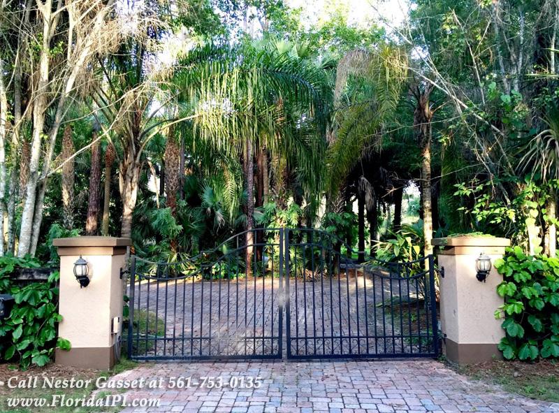 Gate Entry