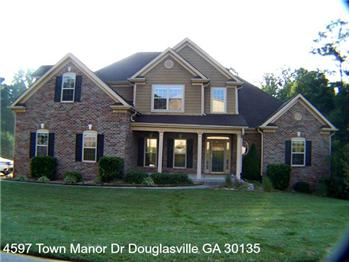 Homes for sale in douglasville georgia homes for sale for Home builders in douglasville ga