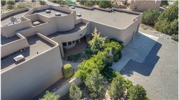 SOLD! 6 Desert Mountain Rd, Placitas, NM
