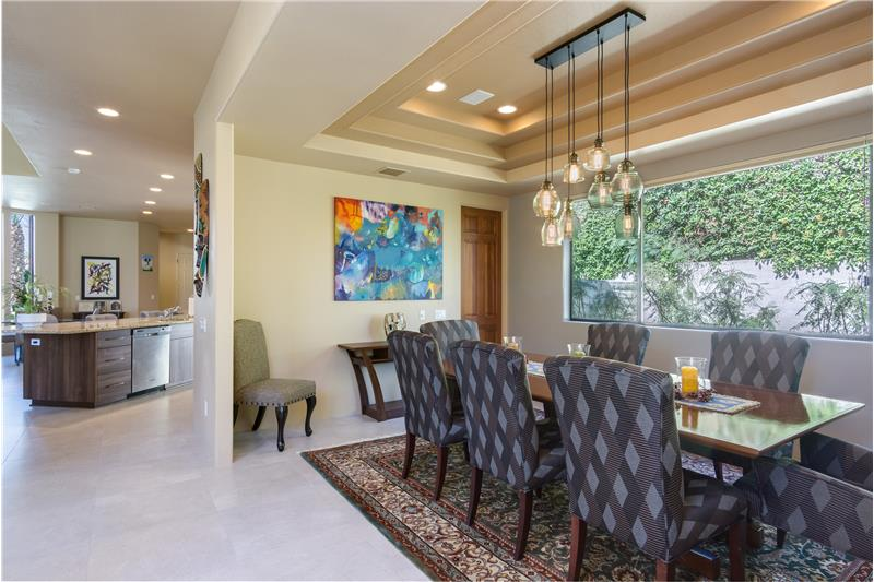 Formal Dining Room For Larger Parties