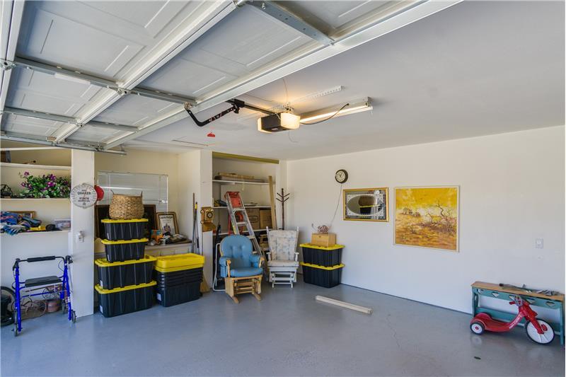 Big Double Garage