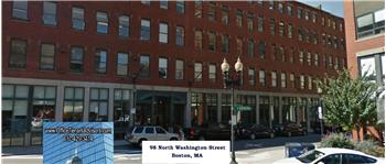 Boston Office Space 98 N Washington St 02114 Sublease Building Mike Giles 617-429-3414