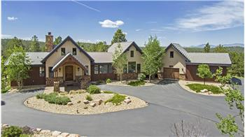 4177 Cedar Mountain Road, Divide, CO
