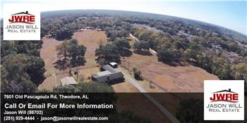 7601 Old Pascagoula Rd, Theodore, AL