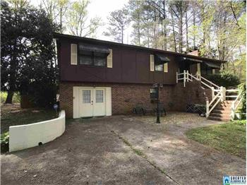 Home located on a Large Cornet Lot in Dora, AL