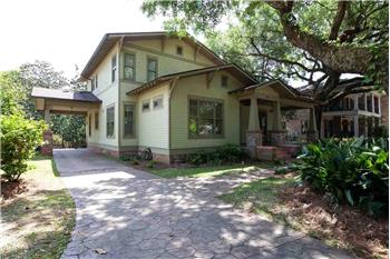 Elegant 3500 Square Foot Home with Screened Porches in Downtown...