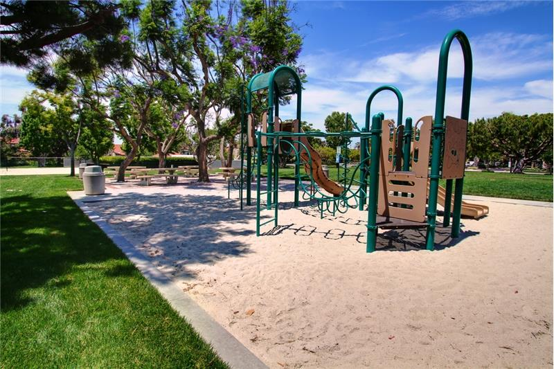 One of Princeton Townhomes' Playground