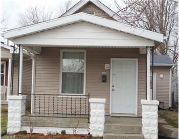 1327 S Cody Street, Evansville, IN