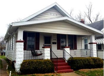 1418 Olive Street, Evansville, IN
