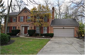 11495 Kemperknoll Lane, Sycamore Township, OH
