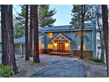 203 North Eureka Drive, Big Bear Lake, CA