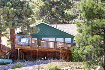 38548 North Shore Drive, Fawnskin, CA
