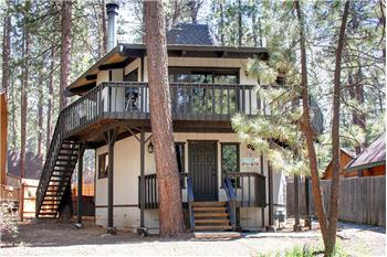 41609 Comstock Lane, Big Bear Lake, CA