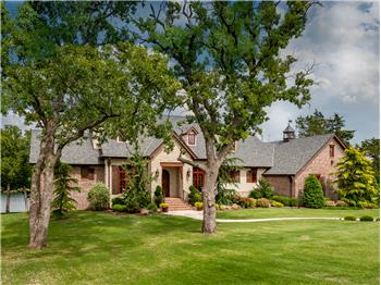 9449 Lake Way Run, Edmond, OK