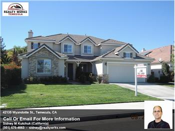 42135 Wyandotte St., Temecula, CA