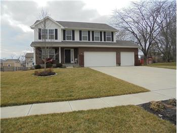 FOR SALE! 291 Bernard Dr, Monroe, OH