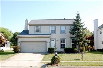 4424 Knickel Drive, Hilliard, OH