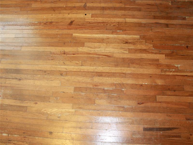Flooring in Living Room