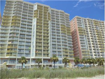 2701 S. Ocean Blvd. UNIT 1810, North Myrtle Beach, SC