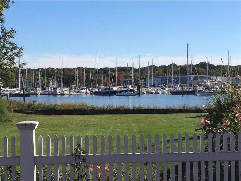 Cruise, kayak, boat to main Wickford Harbor here