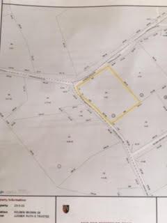 Plat Map - corner lot