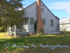 72  Murray Avenue, North Kingstown, RI