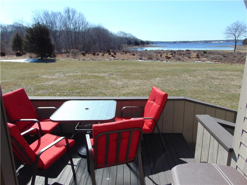 Coffee on the deck anyone?