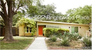 522 Brightwood Place, San Antonio, TX