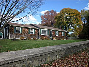 724 Elder Ballou Mtg House Rd, Woonsocket, RI