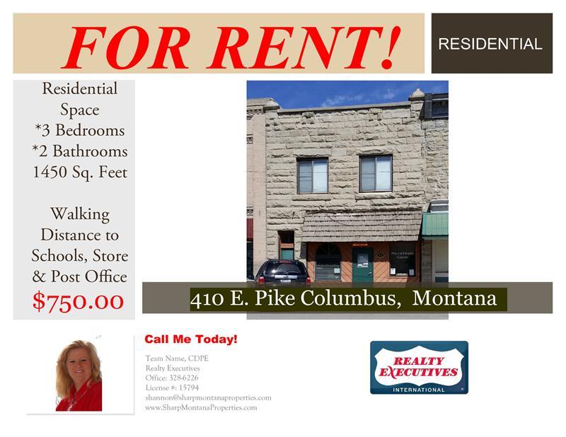 $750 - $0 per month , 410 E Pike Avenue,