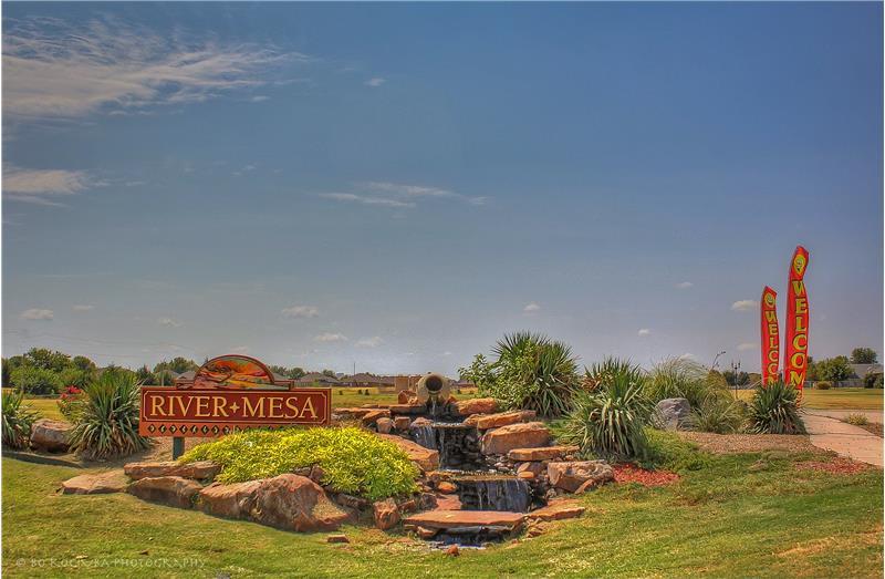 River Mesa Main Entrance