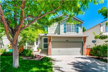 4871 Kingston Avenue, Highlands Ranch, CO