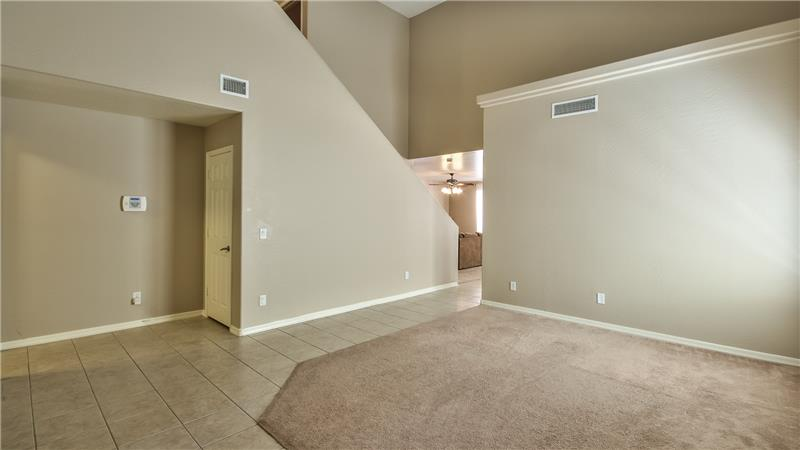 Front 'Flex' Room