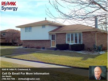 5245 W 146th Pl, Crestwood, IL