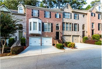 Big and Bold Sandy Springs Townhome!