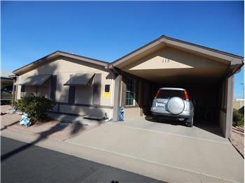 3500 S Tomahawk 115, Apache Junction, AZ