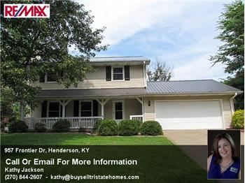 957 Frontier Dr, Henderson, KY