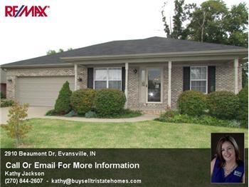 2910 Beaumont Dr, Evansville, IN