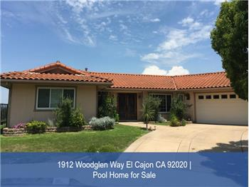 1912 Woodglen Way, El Cajon, CA