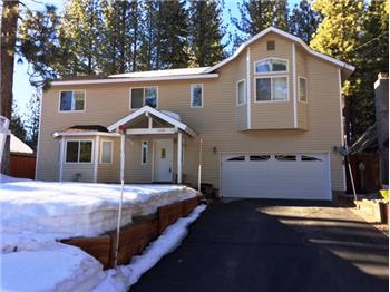 1726 Crystal Air Drive, South Lake Tahoe, CA