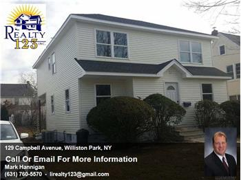 129  Campbell Avenue, Williston Park, NY