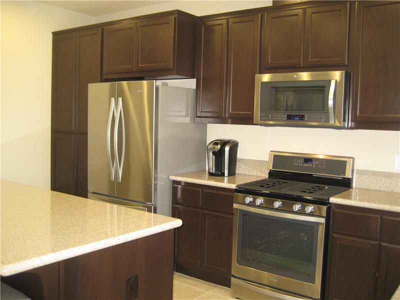 Stainless Steel Appliances With 5 Year Extended Warranty