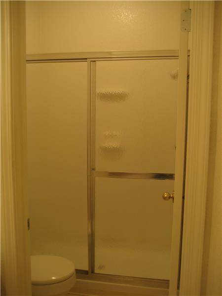 Full Size Stall Shower